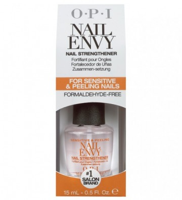 Tratament OPI NAILENVY - FOR SENSITIVE & PEELING NAILS