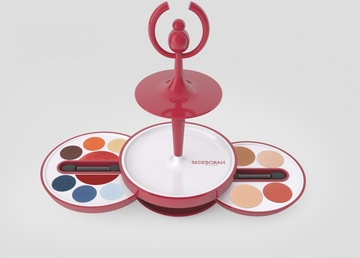 Poze Trusa Deborah La Balerina Kit N01 Red