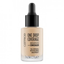 Corector Catrice ONE DROP COVERAGE WEIGHTLESS CONCEALER 020 Nude Beige