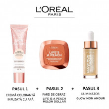 Crema coloranta L'Oreal Paris Good Skin Day 01 Light, 30 ml