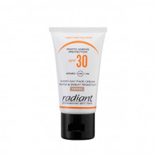 Crema protectie solara pentru fata Radiant PHOTO AGEING PROTECTION SPF 30 TINTED 25 ML