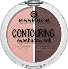 Fard de ochi Essence  contouring eyeshadow set 03 5gr