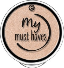 Fard de ochi Essence My Must Haves eyeshadow 01