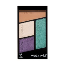 Fard de ochi Wet n Wild  Color Icon Eyeshadow Quad Hasta La Costa Baby