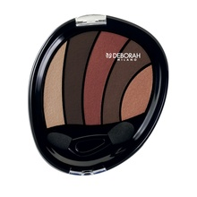 Fard de pleoape Deborah Perfect Smokey Eye Palette 07 Saffron, 5 g