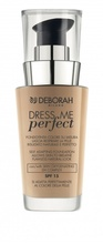 Fond de ten Deborah Dress Me Perfect FDT 00 Ivory, 30 ml