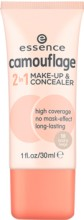 Fond de ten si corector Essence camouflage 2in1 make-up & concealer 10 30ml