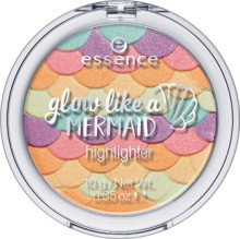 Iluminator Essence glow like a mermaid highlighter 10 gr Forever mermaid