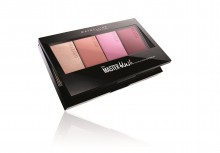 Kit de farduri de obraz si iluminator Maybelline New York Master Blush Color & Highlighting Kit 14g