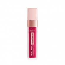 L'Oreal Paris Les Macarons ruj lichid mat ultra-mat 836, Berry Tasty, 8ml