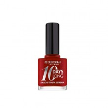Lac de unghii Deborah 10 Days Long Nail Enamel 860 Red