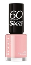 Lac de unghii Rimmel 60 Seconds Shine, 262 Ring a Ring o'Roses