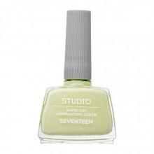 Lac de unghii Seventeen STUDIO RAPID DRY LASTING COLOR No 121