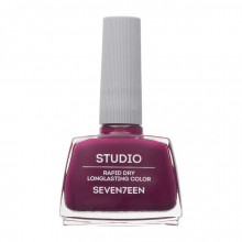 Lac de unghii Seventeen STUDIO RAPID DRY LASTING COLOR No 139