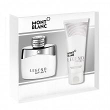 Montblanc Legend Spirit Set - Apa de Toaleta 50ml si After Shave Balsam 100 ml