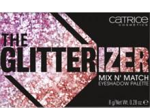 Paleta farduri de ochi Catrice The Glitterizer Mix N Match Eyeshadow Palette 010