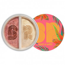 Pudra iluminatoare Bretman Rock Loose Highlighting Powder Duo Liger