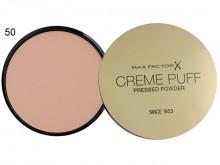 Pudra Max Factor Creme Puff  50 Natural