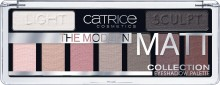 Trusa Catrice The Modern Matt Collection Eyeshadow Palette 010