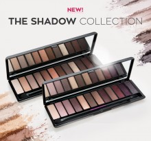 Trusa Seventeen The Shadow Collection No 1 BROWN