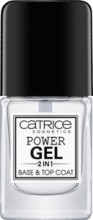 Catrice Power Gel 2in1 Base & Top Coat 10,5 ml