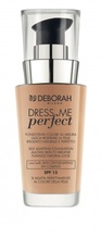 Fond de ten Deborah Dress Me Perfect FDT 0 Fair Rose, 30 ml