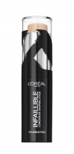 Fond de ten stick L'Oreal Paris Infaillible Shaping Stick 180 Radiant Beige - 9g