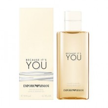 Gel de dus Giorgio Armani, Because It's You, 200 ml