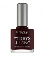 "Lac de unghii Deborah ""7 Days Long"" Nail Enamel 787, 11 ml"