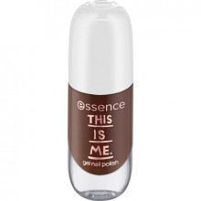 Lac de unghii essence this is me. gel nail polish 19