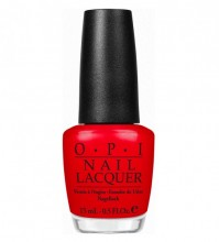 Lac de unghii OPI NAIL LACQUER - Big Apple Red