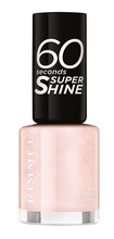 Lac de unghii Rimmel 60 Seconds Shine, 203 Lose your lingerie