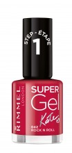 Lac de unghii Rimmel Super Gel , 042 Rock N Roll