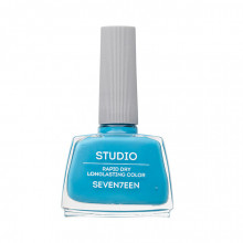 Lac de unghii Seventeen STUDIO RAPID DRY LASTING COLOR No 64 Light Blue