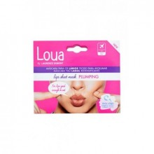 Masca pentru buze Loua Mask Levres En Tissu Repulpant 5 ml