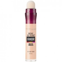 Maybelline New York Instant Anti Age Eraser Corector universal - 6.8ml, 121 Light Honey