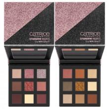 Paleta farduri de ochi Catrice Glitterholic Eyeshadow Palette C01