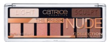 Paleta farduri de ochi Catrice The Fresh Nude Collection Eyeshadow Palette 010