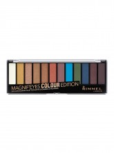 Paleta farduri de ochi Rimmel Magnif'Eyes 004 Colour Edition