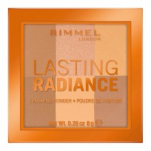 Pudra RIMMEL LASTING RADIANCE powder - 002 Honeycomb