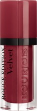 Ruj Bourjois LIPSTICK ROUGE EDITION VELVET 24 Black Plum