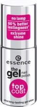 Top de sigilare essence the gel nail polish top coat
