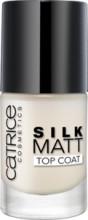 Top pentru matifierea lacului de unghii Catrice Silk Matt Top Coat