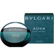 Apa de Toaleta BVLGARI Aqva pour Homme Spray, 100ml