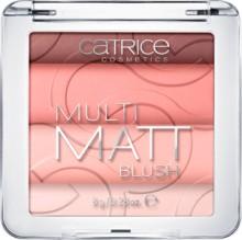 Fard de obraz Catrice Multi Matt Blush 010