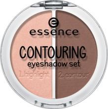 Fard de ochi Essence  contouring eyeshadow set 02 5gr