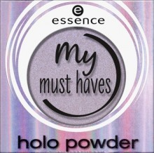 Fard de ochi Essence my must haves holo powder 03 Holo kiss