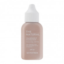 Fond de ten Seventeen THE NATURAL TRANSPARENT FOUND 35 ml No 4