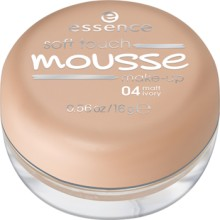 Fond de ten spuma Essence soft touch mousse make-up 04 Matt Ivory 16gr