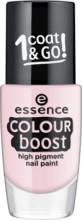 Lac de unghii Essence colour boost high pigment nail paint 01